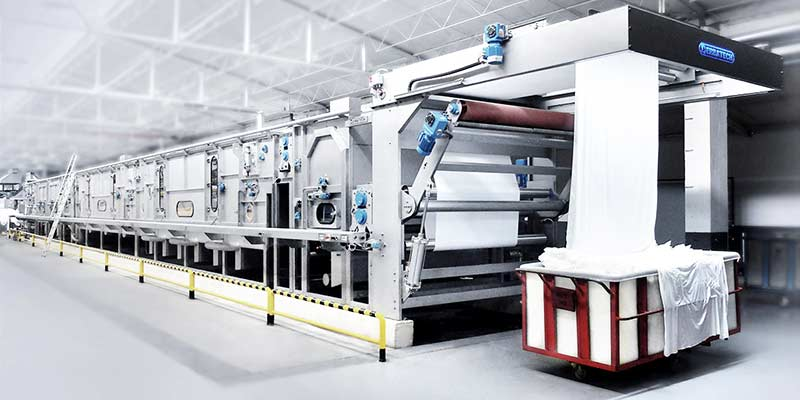 Solutions for Textile Finishing